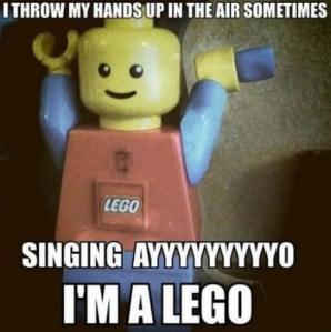 Lego Hey YO